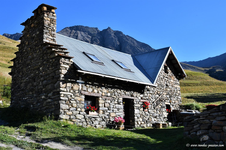 Le hameau du Pré Rond - Hautes-Alpes