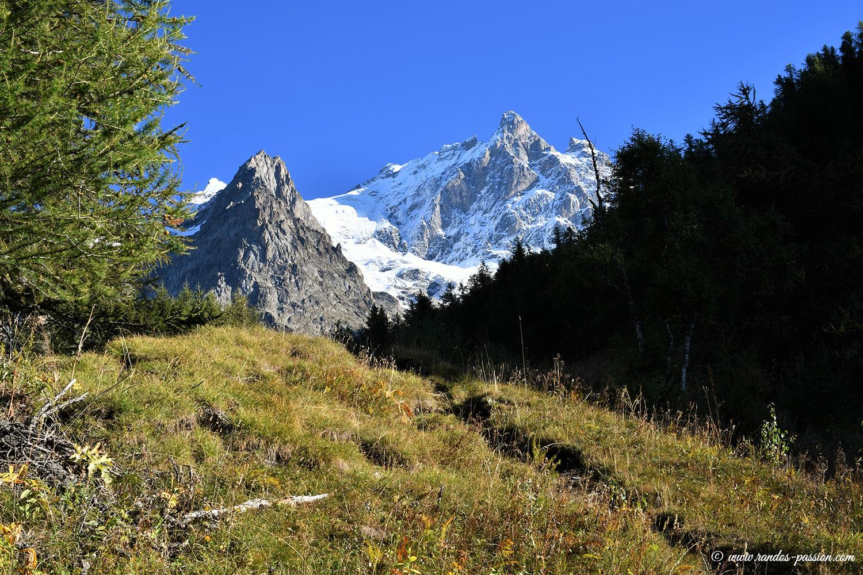 La Meije et la Meijette - Hautes-Alpes