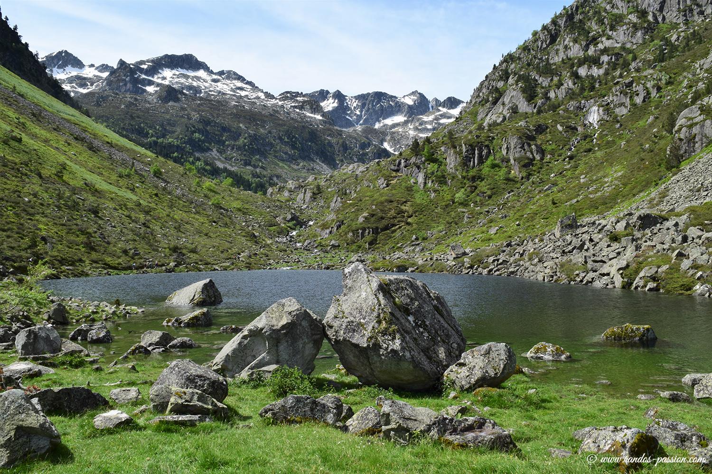 Lac de Langle - Val d'Azun - Hautes-Pyrénées