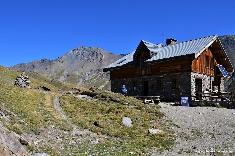 Le refuge du Goléon - Hautes-Alpes