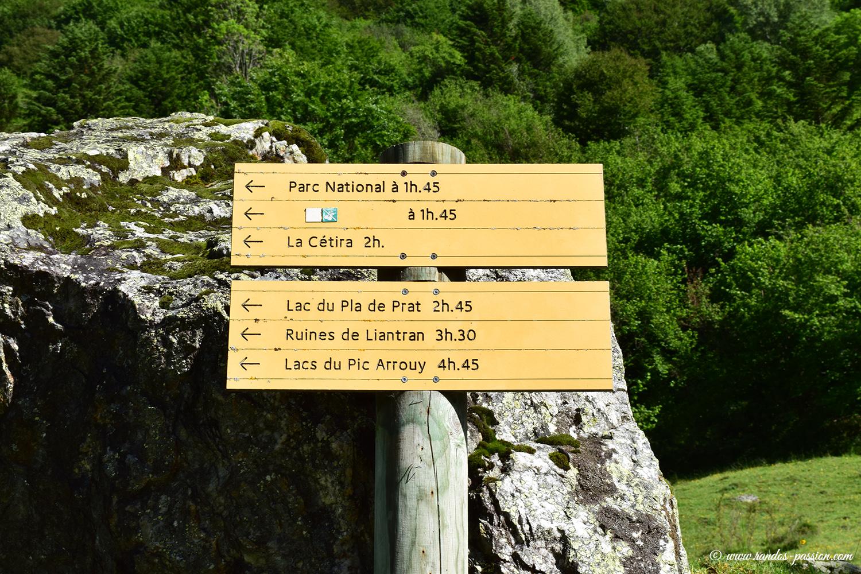Randonnée au lac de Plaa de Prat - Hautes-Pyrénées
