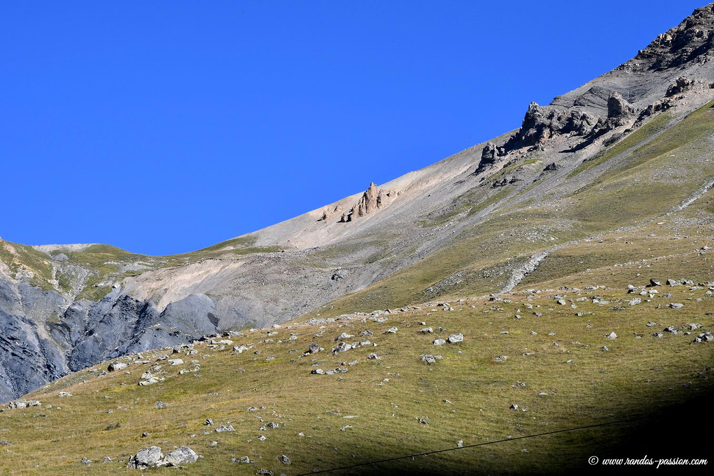 Randonnée au lac du Goléon - Hautes-Alpes