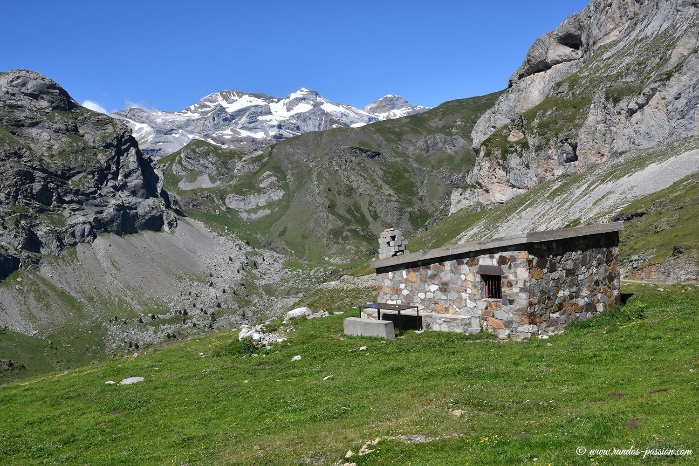 Le refuge de Barbietos - Aragon