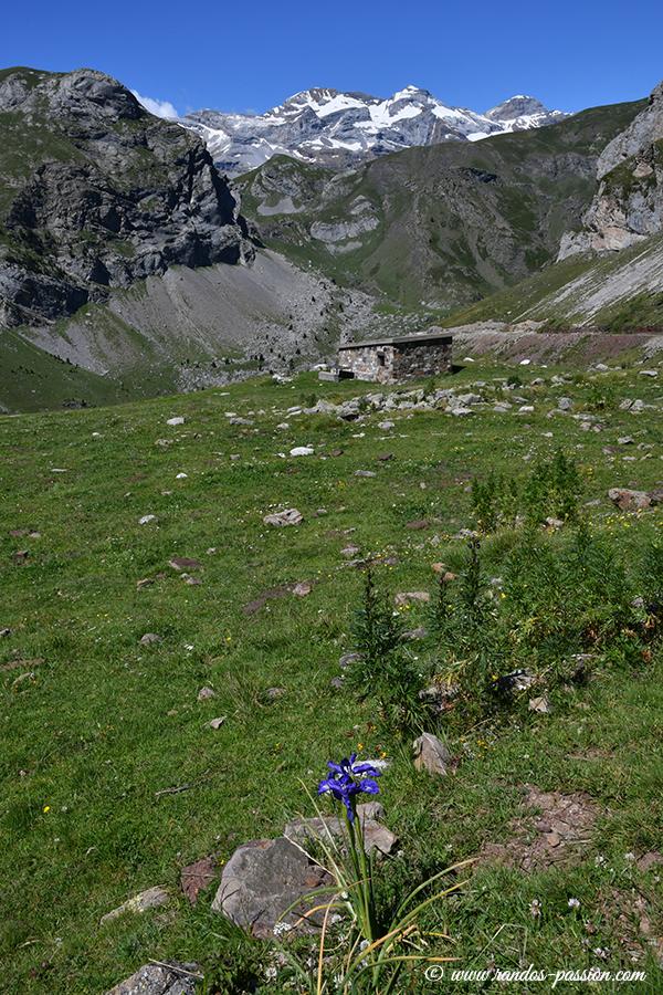 Le refuge de Ruego - Sierra de Liena