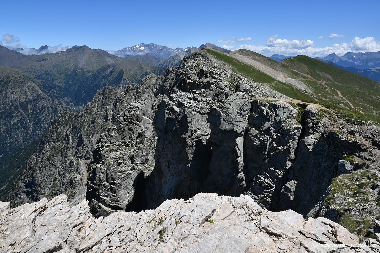 Randonnée à la Punta Ruego - Sierra de Liena - Aragon