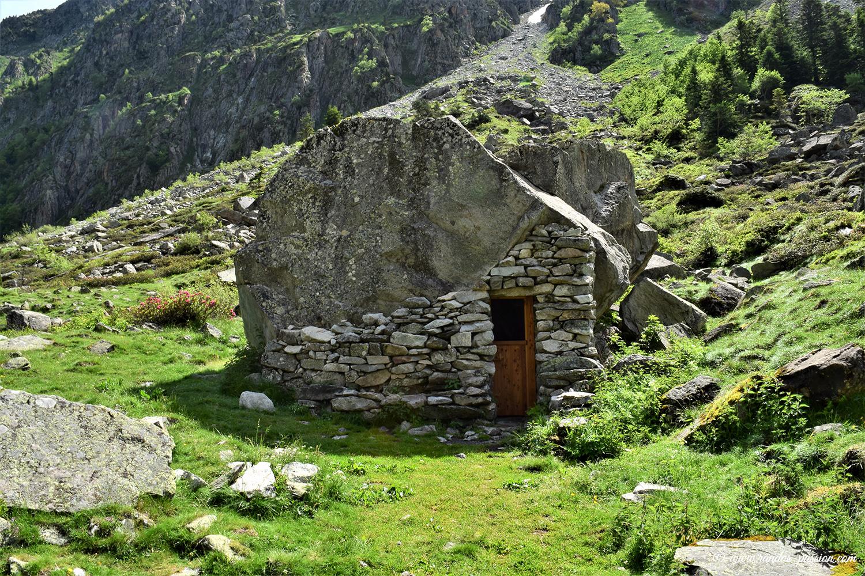 Toue de la Cetira - Val d'Azun -Hautes-Pyrénées