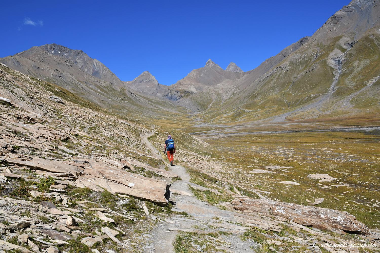 Le vallon du Maurian - Hautes-Alpes