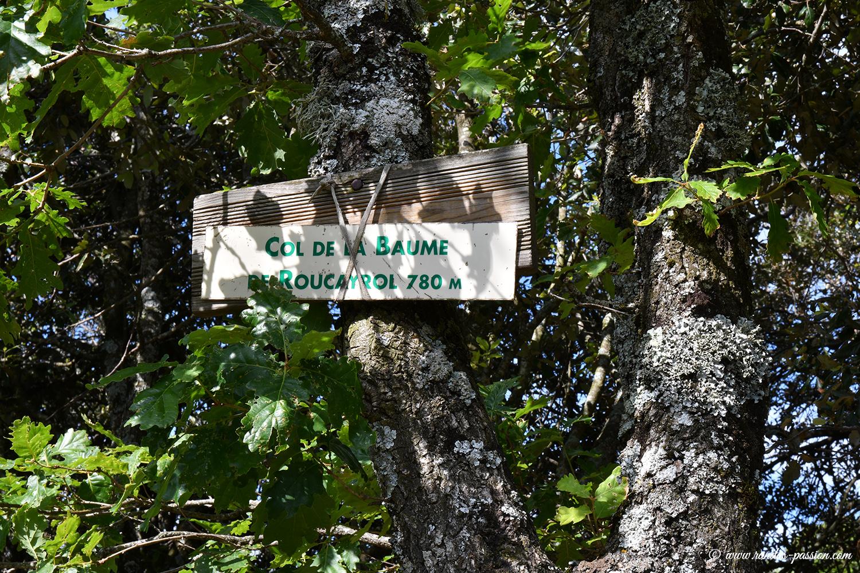 Col de la Baume de Roucayrol
