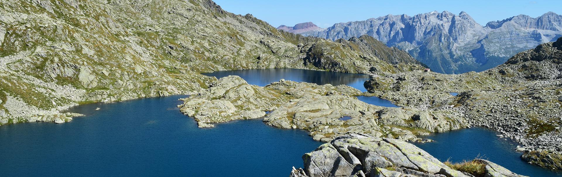 Les lacs Nambino, Serodoli et Gelato – Dolomites de Brenta