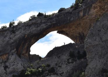 Randonnée en boucle de Rodellar à Otín