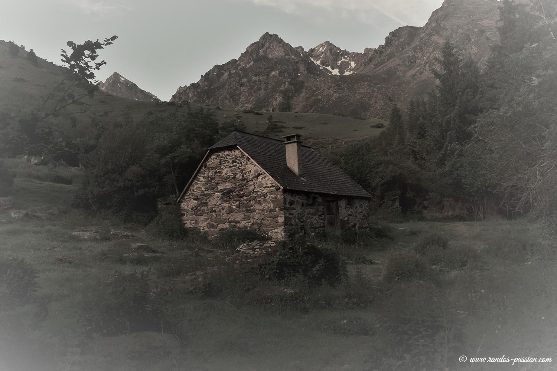 Cabane d'Arriousec - Hautes-Pyrénées