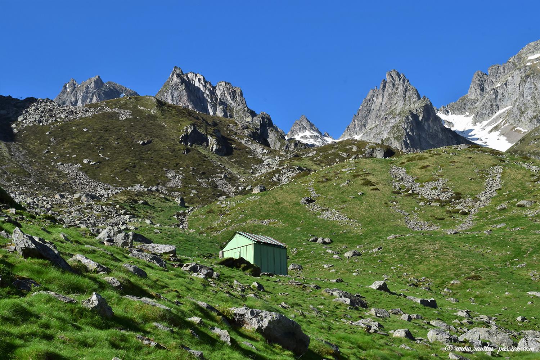 Cabane du Barbat - Hautes-Pyrénées