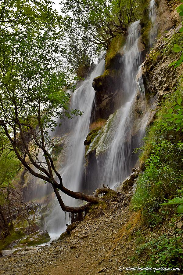 Randonnée au Nacimiento del Rio Pitarque - Aragon