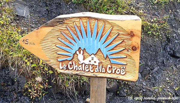 Chalet d'la Croe