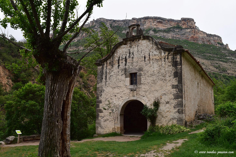 Ermitage de la Virgen de la Peña