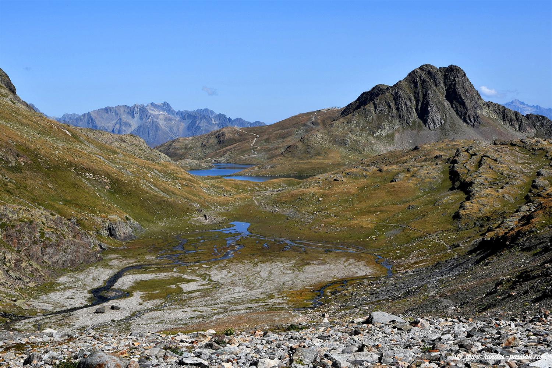 Le lac Tournant - Savoie