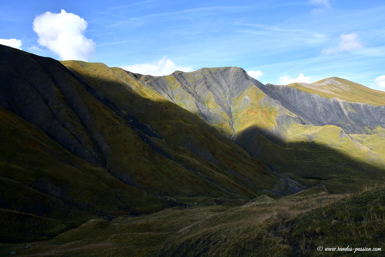 Randonnée à la Basse du Gerbier - Massif des Arves