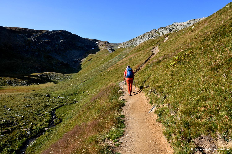Randonnée au lac Bramant - Savoie