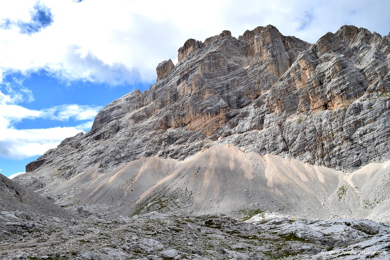 Randonnée au lac de Sorapis - Dolomites