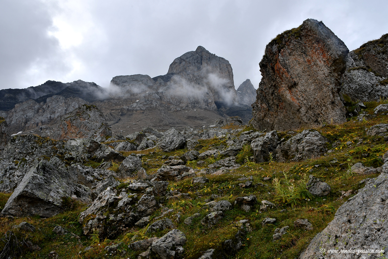 Les Aiguilles d'Arves - Savoie