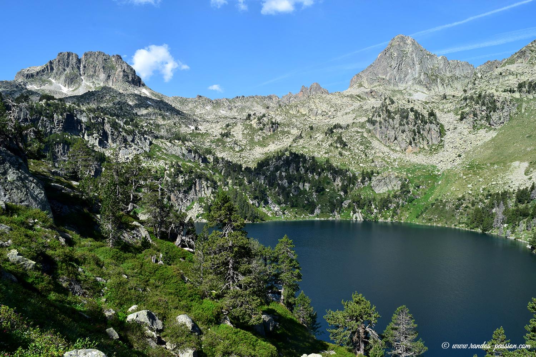 Randonnée dans la vallée de Gerber - Catalogne