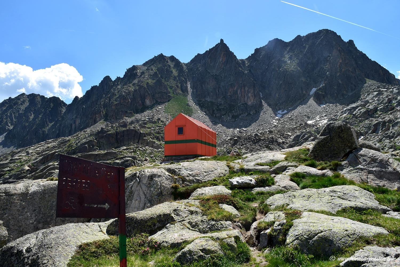 Le refuge Mataro dans le Val de Gerber - Catalogne
