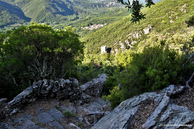Sentier de l'Esquino d'Aze - Hérault
