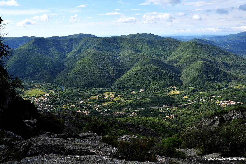 La vallée de l'Orb