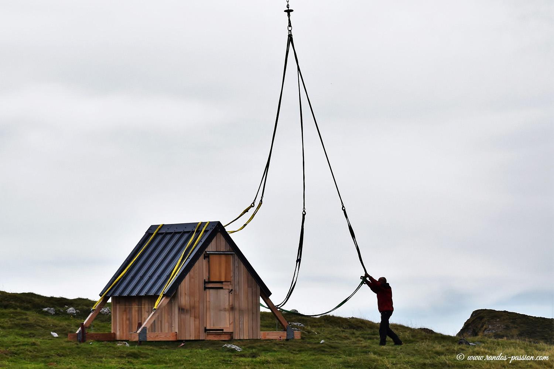 La cabane de Bezugue - Ariège