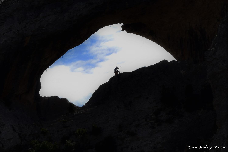 Escalade à l'Arche del Dolfin - Rodellar