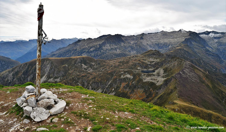 Le pic de Girantes ou de Mont Ceint