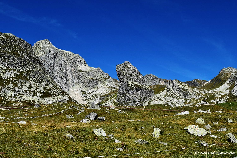 Randonnée à la Fenêtre de Ferret - Val d'Aoste