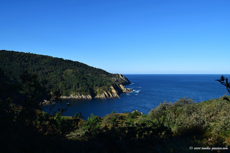 Randonnée de Pasaia à San Sebastian - Pays-Basque