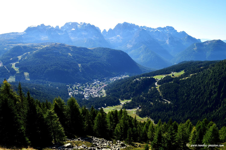 Boucle des lacs Madonna di Campiglio - Dolomites de Brenta