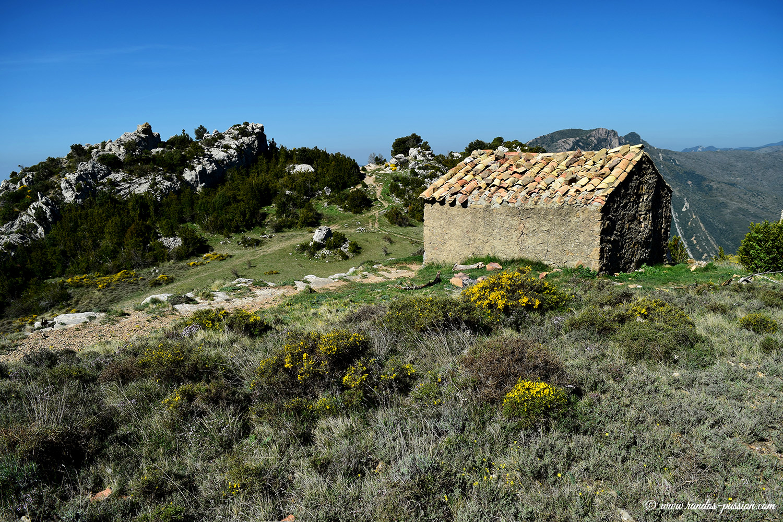 Cabane de Bentuso - Mallos de Riglos