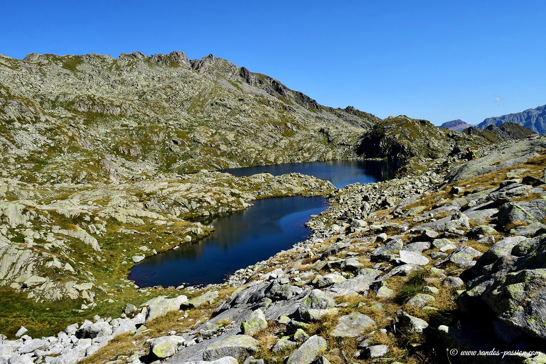 Le lac Gelato - Dolomiti de Brenta