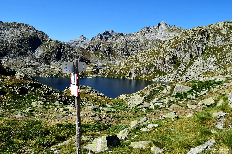 Le lac Serodoli - Dolomiti de Brenta