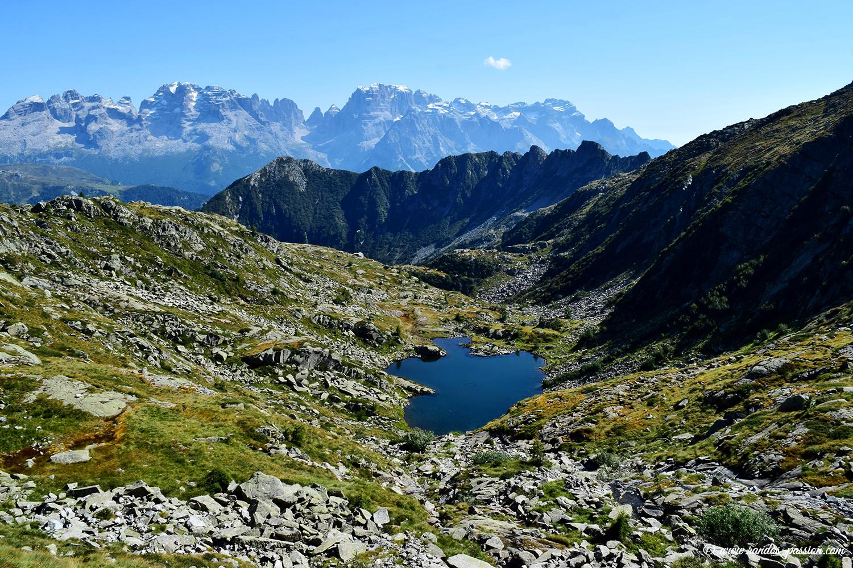 Le lac Nero - Dolomiti de Brenta