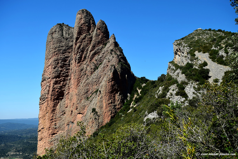 Le Firé - Mallos de Riglos - Aragon