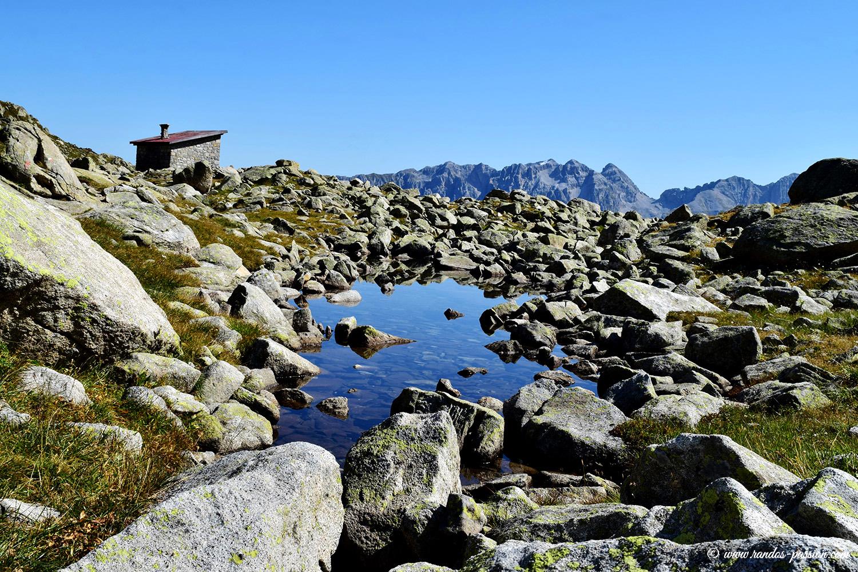 Refuge de Serodoli - Dolomiti de Brenta
