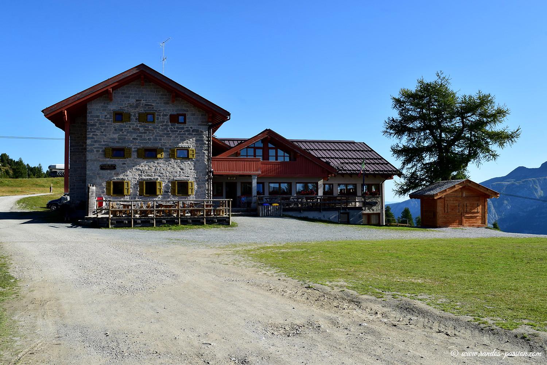 Refuge Viviani - Dolomiti de Brenta