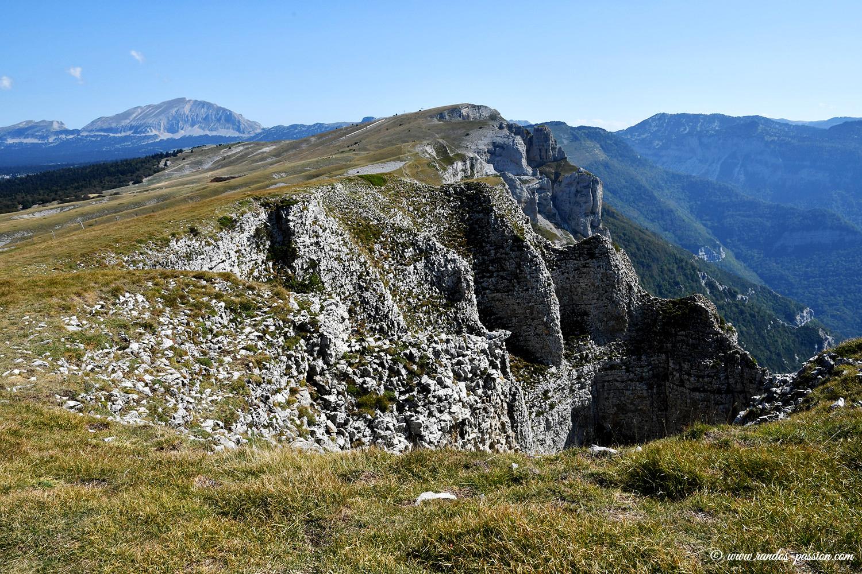 Sommet du But Sapiau - Vercors
