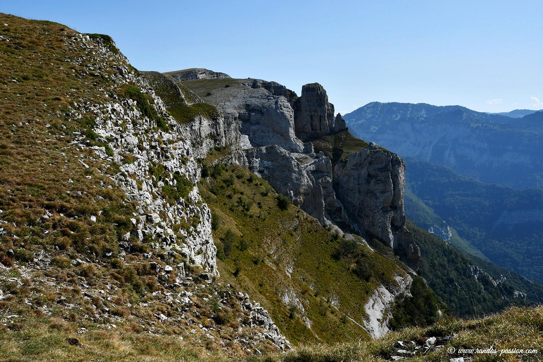Randonnée sur la Montagne de Beure - Vercors