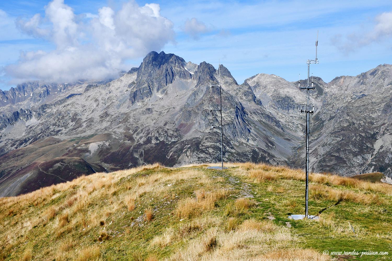 Au sommet de l'Ouillon - Savoie