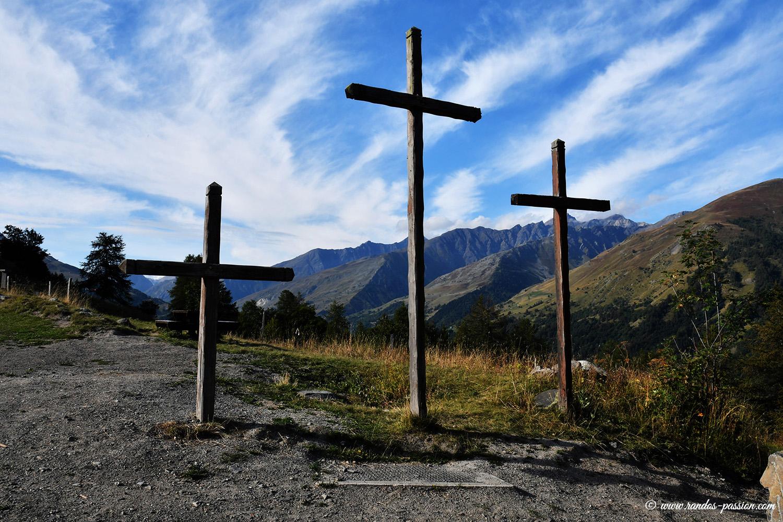 Col des Trois Croix - Valloire