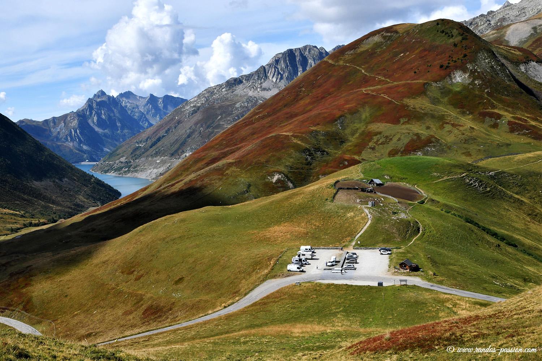 Col du Glandon Savoie