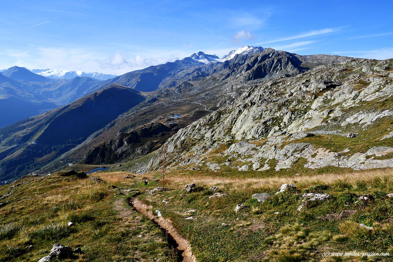 Glacier de la Girose et glacier du pic de l'Etendard