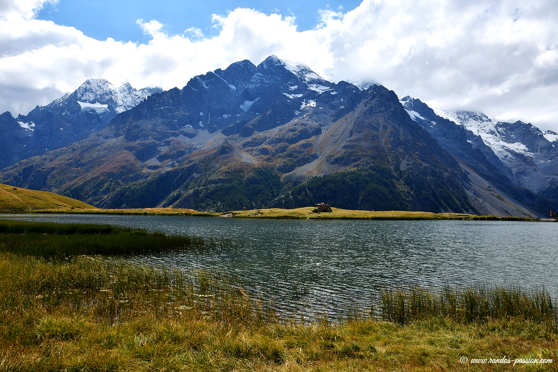 Lac du Pontet - La Grave