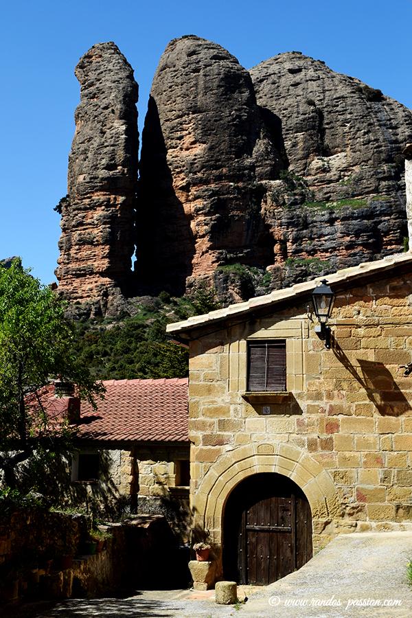 Village d'Agüero - Aragon