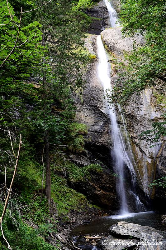 Cascade à Bussalp Grindelwald